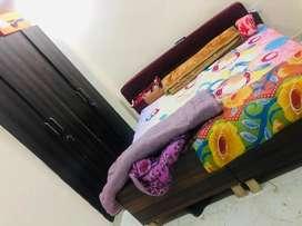 1RK fully furnished