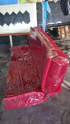 Sofabed (bisa sofa dan tempat tidur)