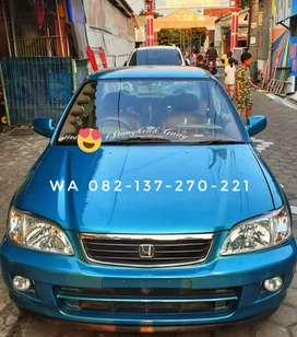 Jual honda city z 2002 bukan honda jazz / brio / civic