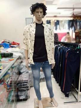 Pair of jeans, shirt and t-shirt at rs 750