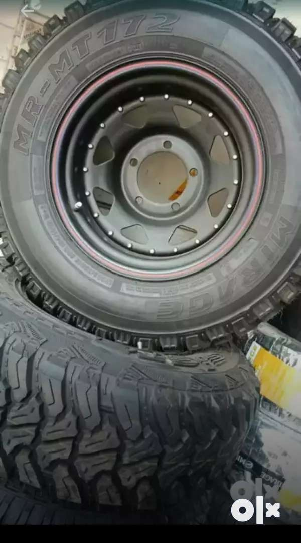 XRT OFF Road Tyres & Rims For Sale 0