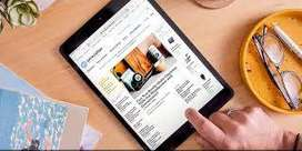Kredit iPad Gen 7TH Wifi + Cell 32Gb Nya Proses Mudah Dan Cepat