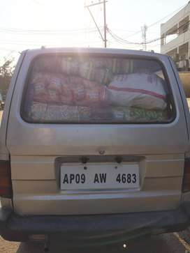 Maruti Suzuki Omni 2005 Petrol Well Maintained