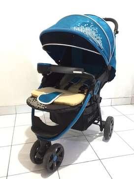 Stroller Bayi Merk Babyelle Tango Bekas Pakai