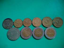 Uang kuno jadul