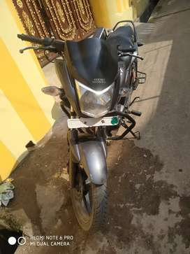 New condition hunk bike