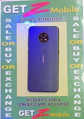 Nokia 7.2 Black 6GB
