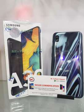 Samsung A30 6month  M&P OFFICIAL WRNTY.