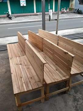Kursi teras panjang 150cm