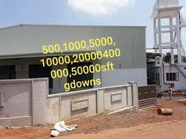 Godown 500to70000sft kakkanad edapally kalamassery seaport aluva NH: