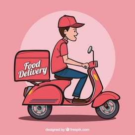Daily Payment Jobs Food Delivery & Bike Ride