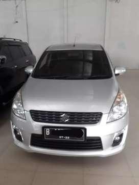 "Suzuki Ertiga GX Manual ""2012"" Silver"