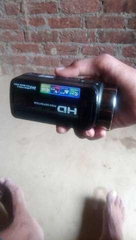 Handy camcorder cameras new condition