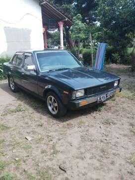 Toyota corolla dx 81