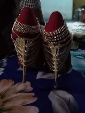 Bridal New high heels