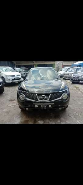 Juke 2012 Black Matic Mulus Record Service Nissan