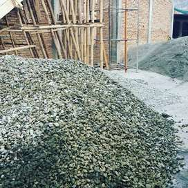 Dijual Pasir Kerikil Tanah Timbun untuk material bahan bangunan