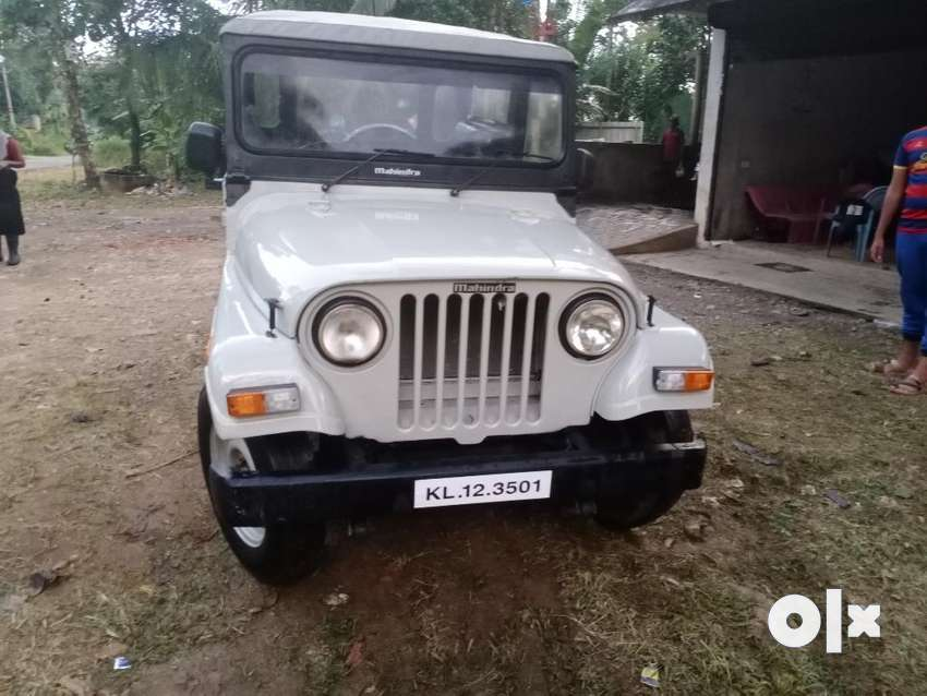 Mahindra Others, 1993, Diesel 0