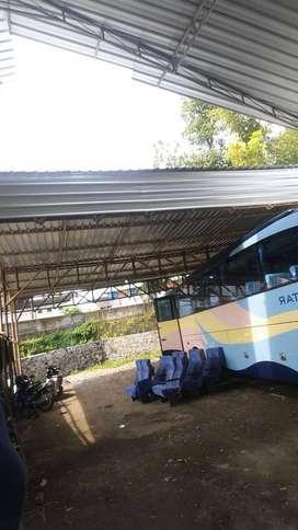 Bus pariwisata full ac jogja sewa mulai 1700k mobil bersih banget