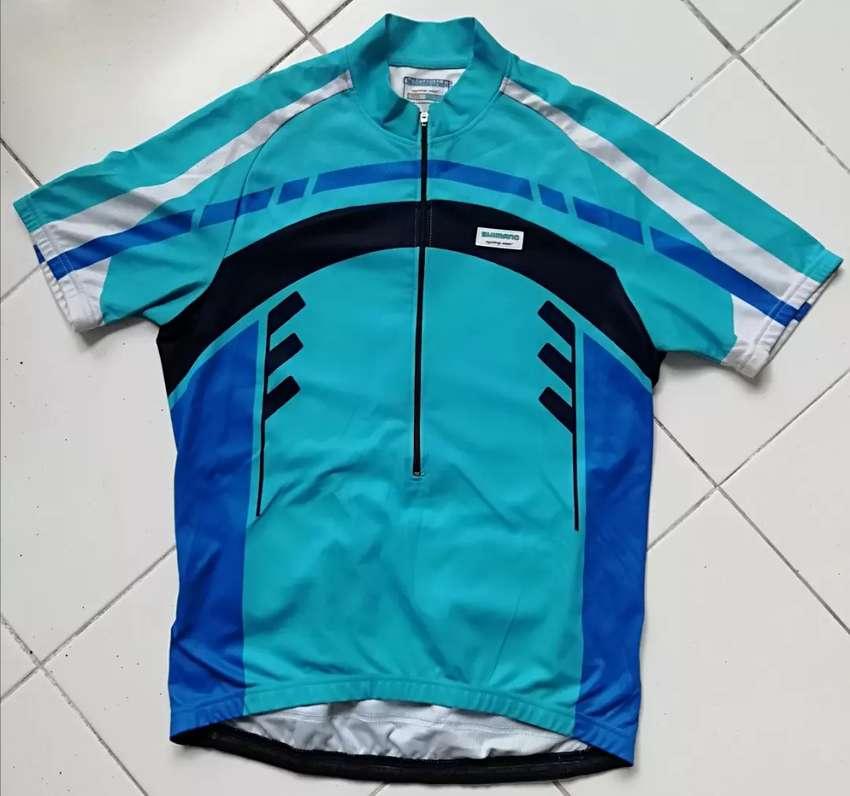 Kaos Jersey Sepeda Original 0