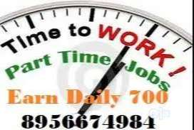 Internet Base Work As Part Time • Part Time Jobs –Online
