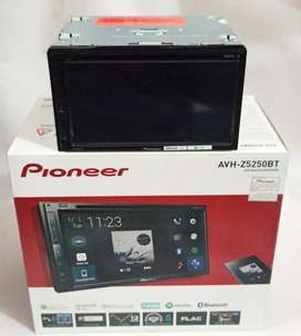 Pioneer AVH-Z5250BT - New Pioneer Head Unit Doubledin