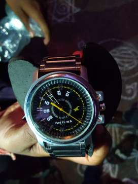 Selling the watch