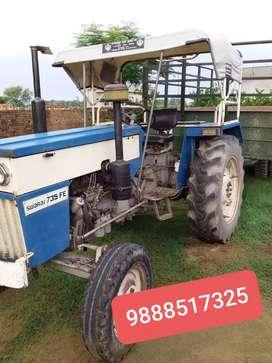 Swaraj 735 all good working