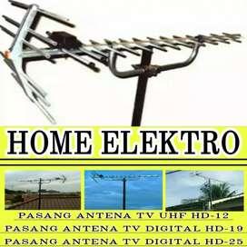 Pemasangan Dan Installasi Antena TV