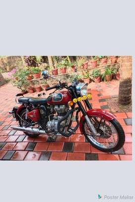Classic 350,good condition,neatly maintained