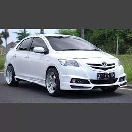 Toyota Vios Limo 2013 PMK Full Upgrade Asli Bali Siap Pakai