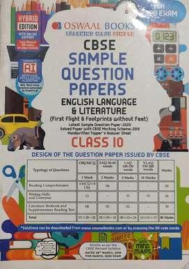 CBSE sample paper class 10