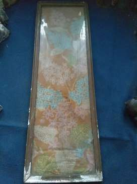 Potongan kain batik lukis china