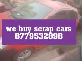 We are leading old cars buyers in scrap