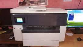HP OfficeJet Pro 7740 (Both Black and White colour copies)