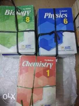 Neet IIT study material available Allen Kota books vibrant Bansa