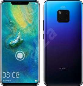Huwawei Mate 20 Pro With Full Box and 5 Months Warranty