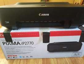 Printer Cannon iP2770 Sipp Siap Pakai