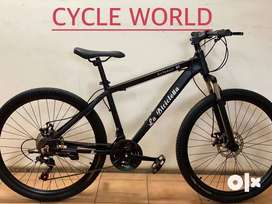 Different Brand Bicycles available in Chandigarh