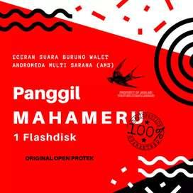 Panggil Mahameru Suara panggil walet AMS open protek Garansi 5 bulan