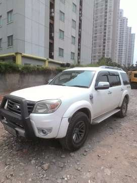 Ford everest mt 4x4