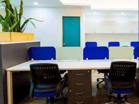 Lavish 10 seater 2 Cabin Furnished Office For Rent At New Palasia