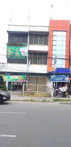 Disewa Ruko Jl. Pancing Medan Siap Huni