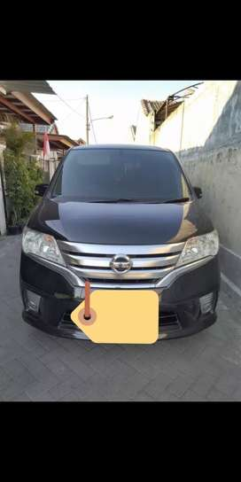 Nissan serena hws mulus 2013