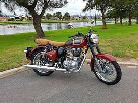 Monthly basis bike rental Royal enfield classic 350 for RENT