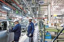 Jay Bharat Maruti company jobs