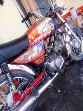 Sale motor bike  2006 model in jenone condition