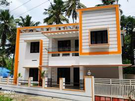 Home for sale in chandhavila, kazhakkotam
