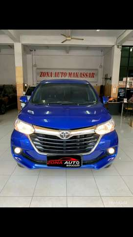 DP 15 juta Toyota Avanza G 1.5 CC Manual 2017/2018 cash/kredit