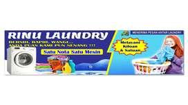 Rinu Laundry (Bersih, Rapi dan Wangi)